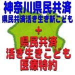 神奈川県民共済「県民共済活き生きこども医療特約」保障内容