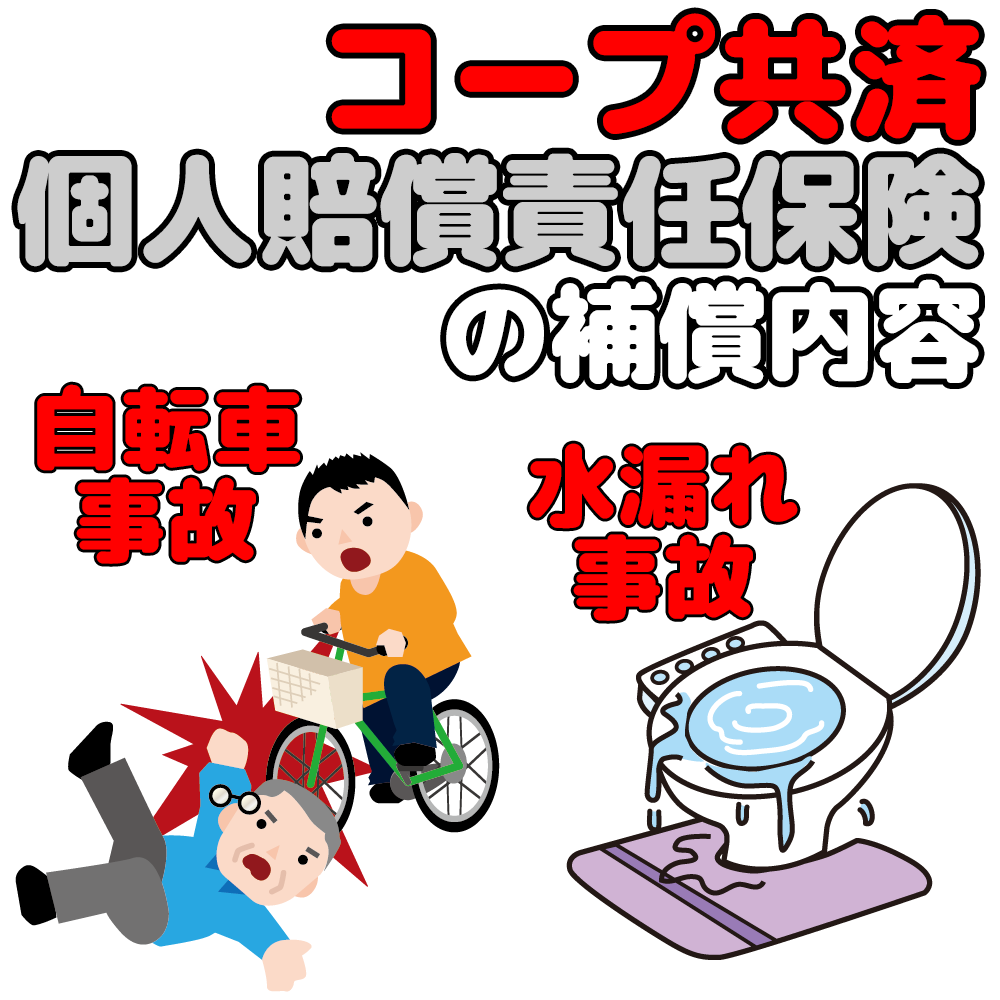 コープ 共済 自転車 保険